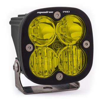 Baja Designs Squadron Pro, LED Driving/Combo, Amber