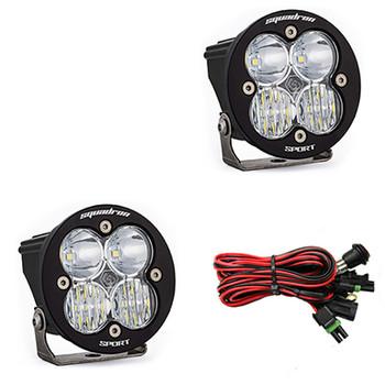 Baja Designs Squadron-R Sport, Pair LED Driving/Combo