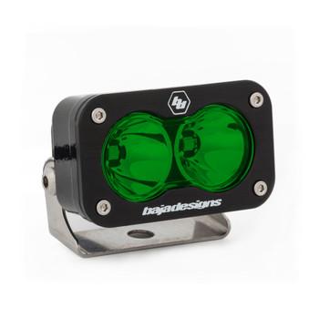 Baja Designs S2 Pro, LED Spot, Green