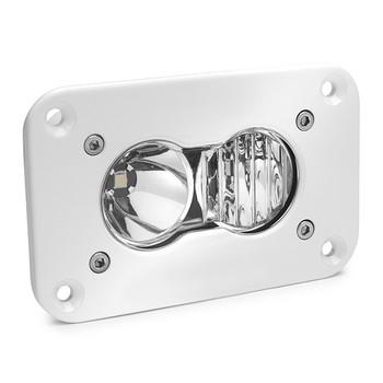 Baja Designs S2 Pro, White, Flush Mount, LED Driving/Combo