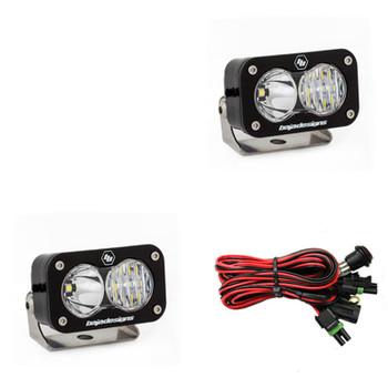 Baja Designs S2 Pro, Pair LED Driving/Combo