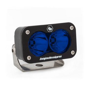 Baja Designs S2 Sport, LED Spot, Blue