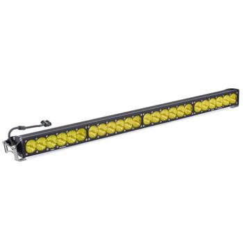 "Baja Designs OnX6+, 40"" Wide Driving LED Light Bar, Amber"