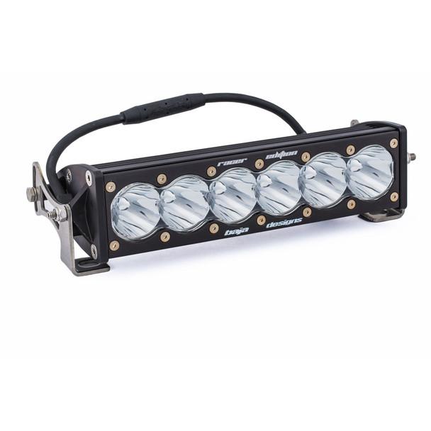 "Baja Designs OnX6, 10"" Racer Edition High Speed Spot LED Light Bar"
