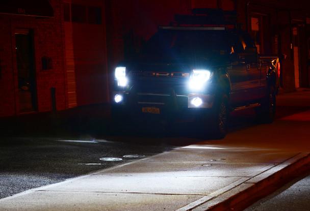 CrystaLux LED Projector Fog Lights for 2007-2014 Ford F150 (v3.0)