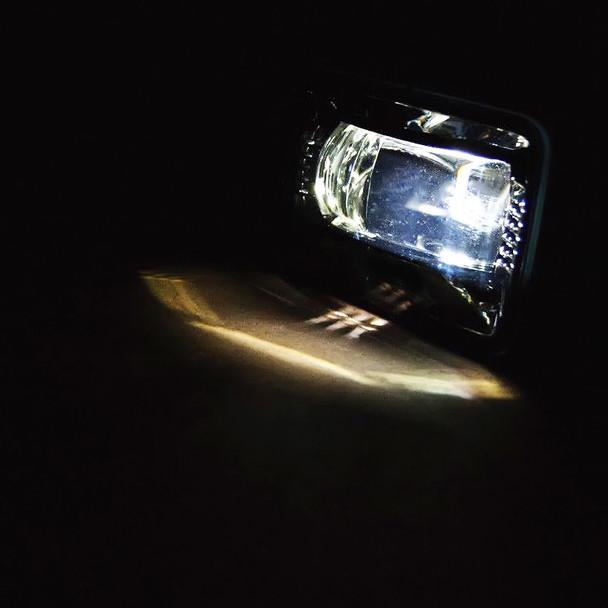 CrystaLux LED Projector Fog Lights for 2015+ Ford F150 & 2017+ Ford F250 (v3.0)