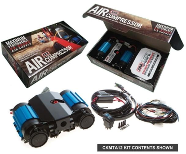 ARB On-Board High Performance 12 Volt Twin Air Compressor (CKMTA12)