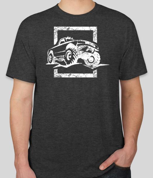 4x4TruckLEDs.com Next Level Tri-Blend T-Shirt