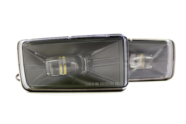 Morimoto XB LED Fog LIghts for 2007-2016 Silverado (Square)
