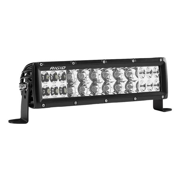 """Rigid E-Series Pro 10"""" Spot/Driving Combo Light Bar"""