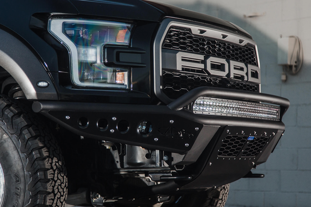 Addictive Desert Designs 2017-2020 Ford Raptor Stealth R Front Bumper
