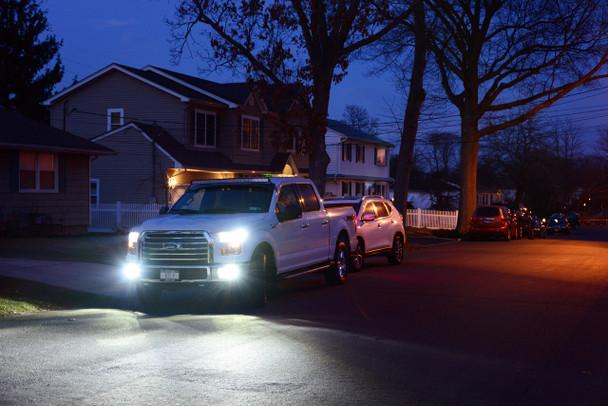 CrystaLux LED Headlight Bulbs for Toyota Tacoma (2005-2015)