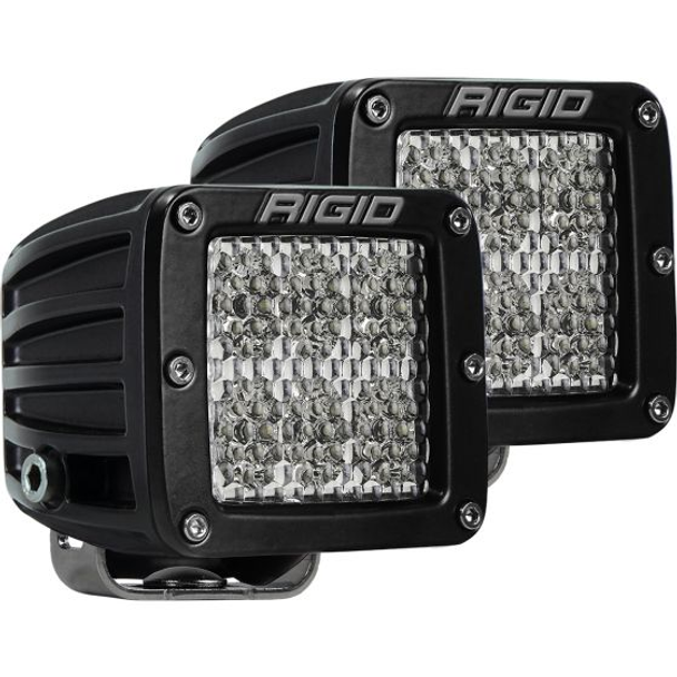 Rigid Industries D-Series Pro, Driving Diffused (Surface Mount) Pair