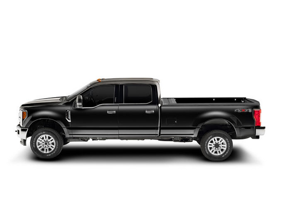 """RetraxPRO MX Retractable Truck Bed Cover for 2015-2018 Ford F150 Standard Rails w/ Stake Pockets (5'7"""" Bed)"""