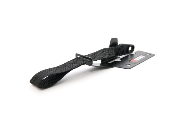 BuiltRight Industries Ford F-Series Rear Seat Release Kit (Black)