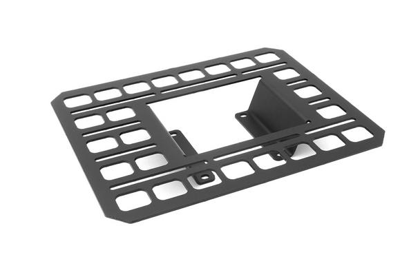 BuiltRight Industries Bedside Rack System Small Panel- 2015-2020 Ford F-150, 2017+ Ford F250