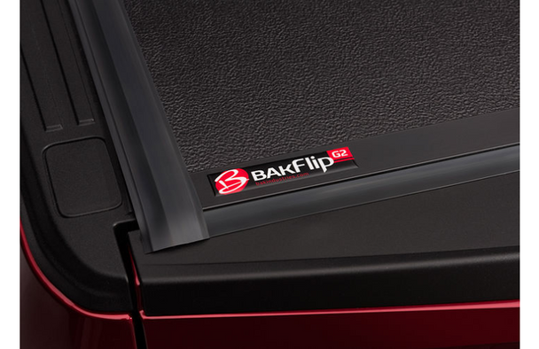 """BAKFlip G2 Tonneau Cover for 2015-2020 Ford F-150 (5' 7"""" Bed)"""