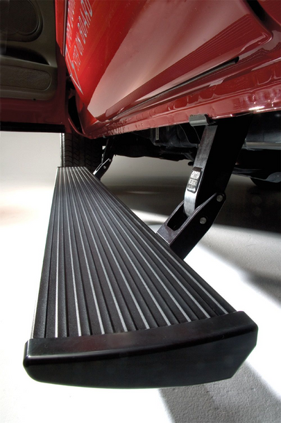 AMP Research PowerStep Running Boards, Plug N' Play System for 2015-2019 Ford F-150, All Cabs