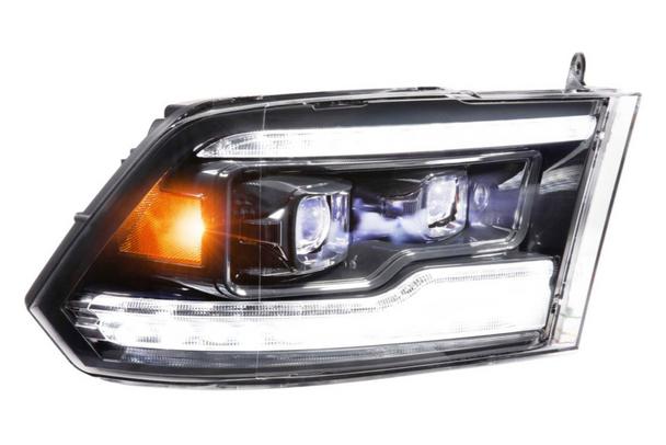 Morimoto XB LED Headlights for 2009-2018  Ram