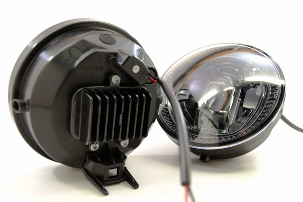 Morimoto XB LED Fog Lights for 2005-2011 Toyota Tacoma & 2007-2013 Toyota Tundra