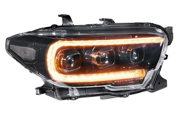 Morimoto XB LED Headlights for 2016-2021 Toyota Tacoma (White DRL)