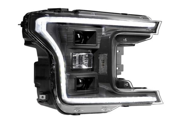 Morimoto XB Hybrid LED Headlights for 2018-2020 Ford F150