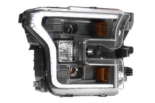 Morimoto XB Hybrid LED Headlights for 2015-2017 Ford F150