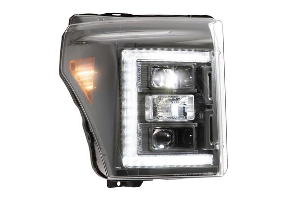 Morimoto XB Hybrid LED Headlights for 2011-2016 Ford Super Duty