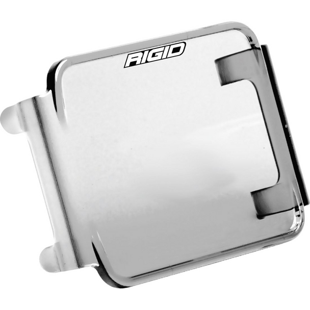 Rigid Industries D-Series Light Cover (Clear)