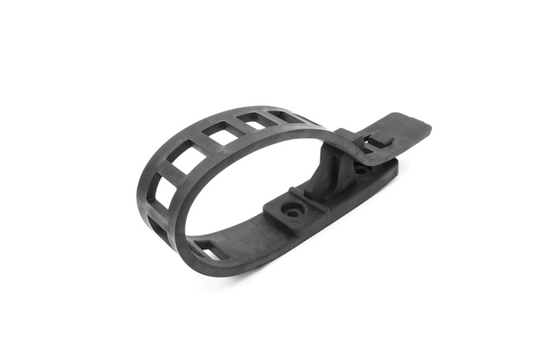 """Rubber Quick Fist Long Arm Clamp, Pair, 0.5"""" to 4.5"""" Diameter"""