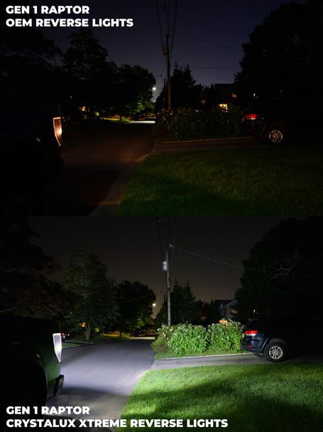 CrystaLux Xtreme (2,920 Lumen) 921 LED Bulbs (Pair)