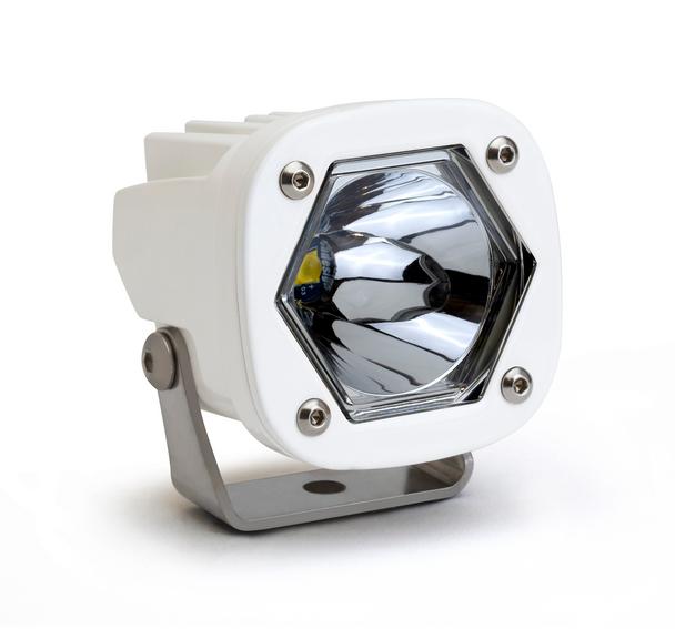 Baja Designs S1 LED, White, Spot