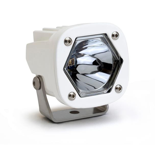 Baja Designs S1 Laser, White, Spot