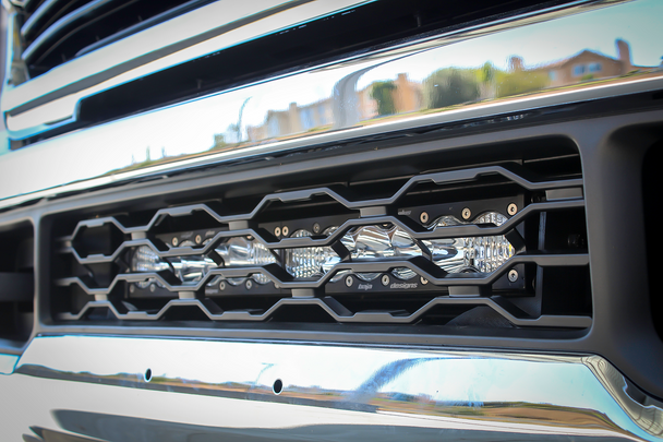 "Baja Designs Ram 2500/3500 (2019+) 20"" OnX6+ Bumper Kit"