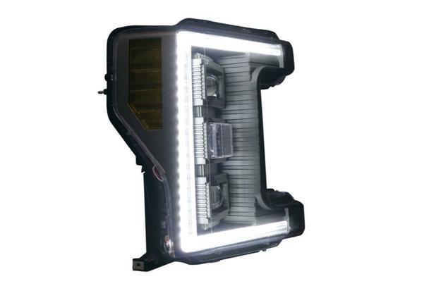 Morimoto XB Hybrid LED Headlights for 2017-2019 Ford Super Duty