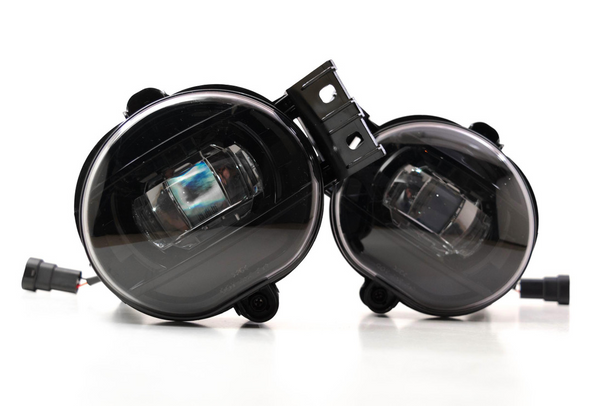 Morimoto XB LED Fog Lights for 2002-2008 Dodge Ram 1500 & 2003-2009 Dodge Ram 2500/3500