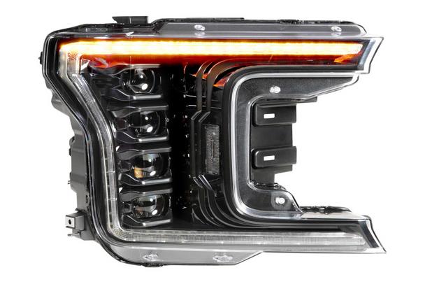 Morimoto XB LED Headlights for 2018-2020 Ford F150