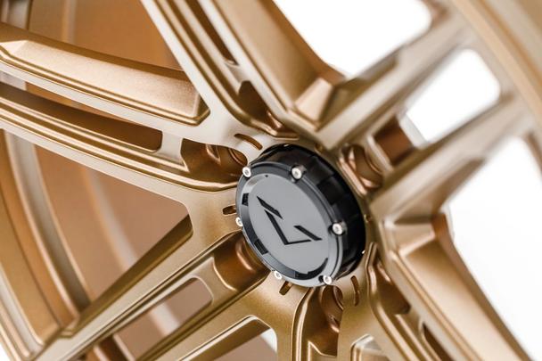 """VenomRex VR-602 17"""" Highland Bronze Wheel"""