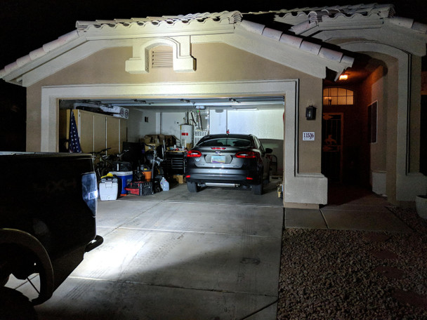 CrystaLux Reverse LED Lights (921) for Nissan Frontier (2005-2020)