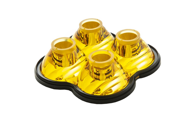 Diode Dynamics Yellow Lens (Single) for SS3 Pods (Driving)
