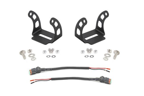 Diode Dynamics SS3 Universal Bracket Kit (Pair)