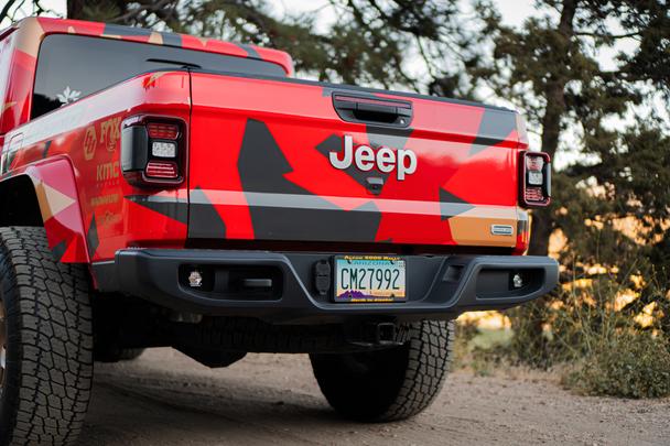 Baja Designs Jeep  Gladiator Dual S1 Reverse Kit (Upfitter)