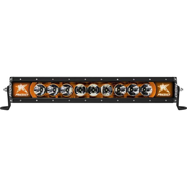 """Rigid Industries 20"""" Amber Backlight Radiance Plus"""