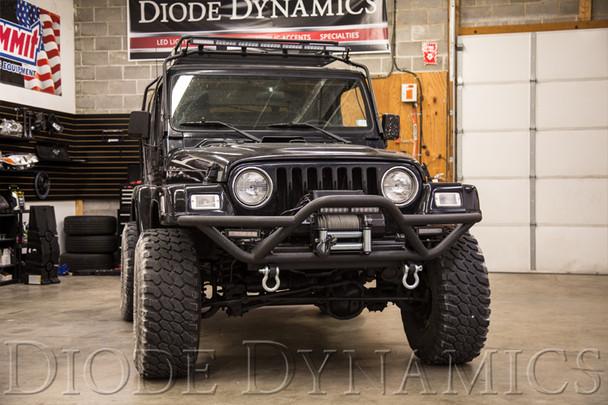 "Diode Dynamics 12"" LED Light Bar White Driving (Pair)"