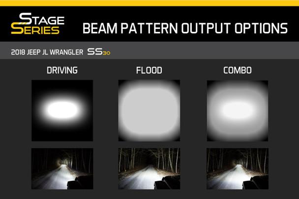 "Diode Dynamics 42"" LED Light Bar Clear Driving"