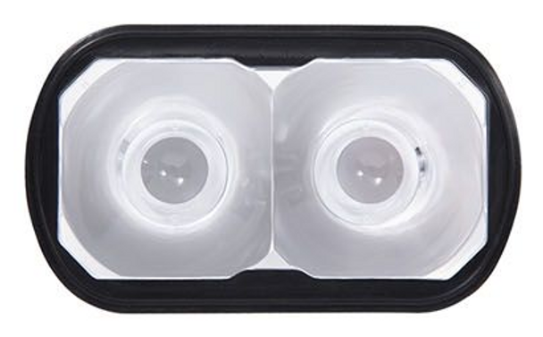 Diode Dynamics Clear Lens (Single) for SSC2 Pods (Spot)