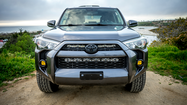 """Baja Designs 30"""" OnX6+ Grille Kit for 2014-2018 Toyota 4Runner"""