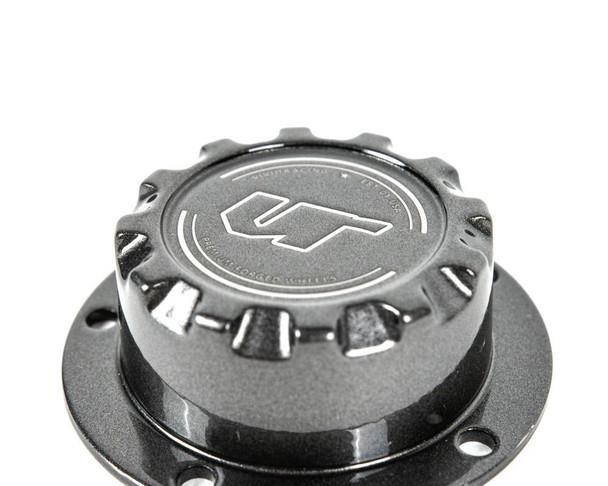 VR Forged Center Cap B Truck Wheels Gunmetal