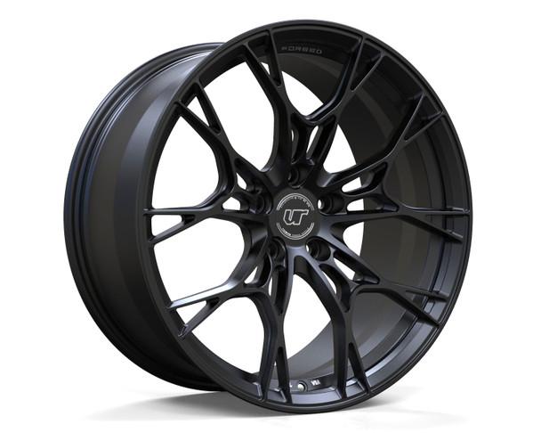 VR Forged D01 Wheel Matte Black 20x9 +30mm 5x114.3
