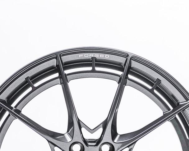 VR Forged D03-R Wheel Gunmetal 18x9.5 +45mm 5x120